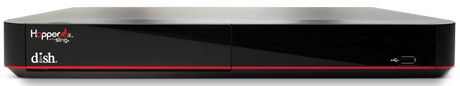 Hopper 3 HD DVR from ALL-USA INTERNET in Alta, CA - A DISH Authorized Retailer