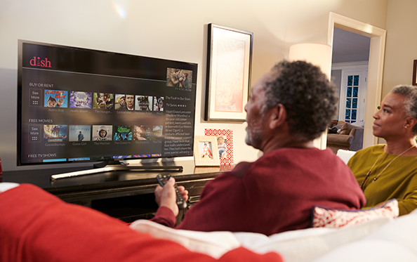 Customers 55+ Receive their first On Demand Movie Rental FREE Each Month from ALL-USA INTERNET in Alta, CA