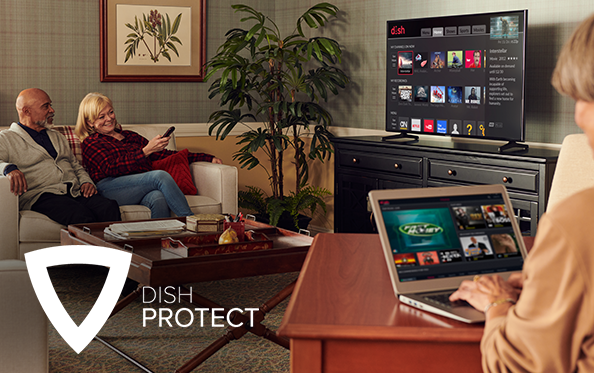 Get DISH Protect from ALL-USA INTERNET in Alta, CA