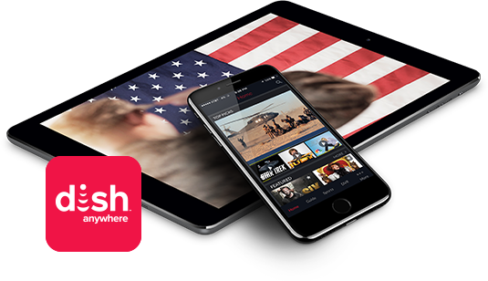 DISH Anywhere from ALL-USA INTERNET in Alta, CA - A DISH Authorized Retailer